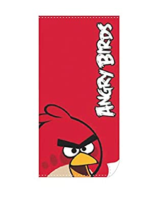 Angry Birds Toallas De Playa Angry (Rojo)