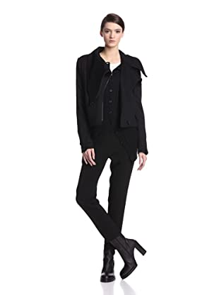 Ann Demeulemeester Women's Bella Jacket (Black)