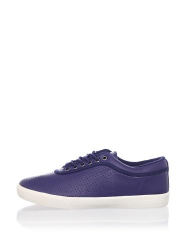 Generic Surplus Men's FG Leather Plimsoul Perf Shoe (Blue)