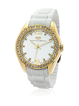 Rhodenwald & Söhne Reloj 10010034 Blanco Ø 40 mm