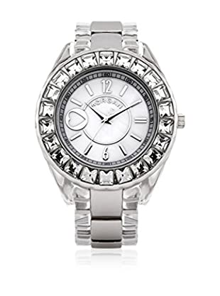 Morgan de Toi Orologio al Quarzo Woman M1123Sp Argentato 40 mm