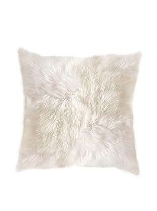 Natural Brand New Zealand Sheepskin Pillow, Natural