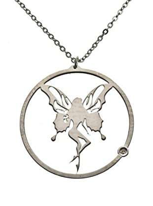 Nomination Collar Fantasy Plata