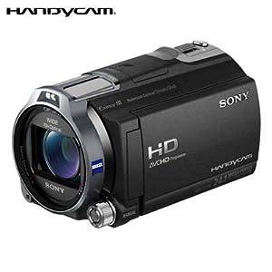 HDビデオカメラ Handycam CX720V ブラック