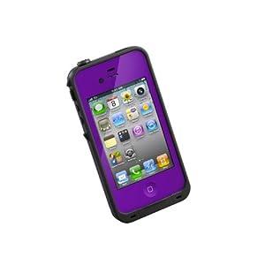 LifeProof iPhone 4/4S Case Purple