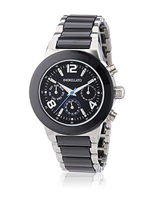 Morellato Reloj de cuarzo Man Firenze Plateado / Metal Oscuro 38 mm