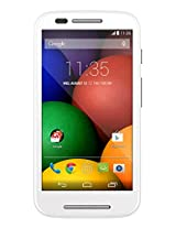 Motorola Moto E Dual| White