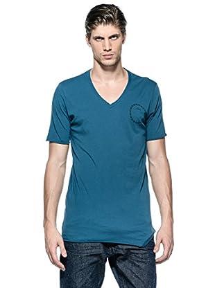 Diesel Camiseta T-Nagrita (Azul Petróleo)