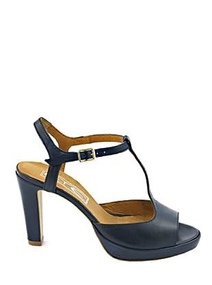 Eye Shoes Sandalias Piel (Marino)