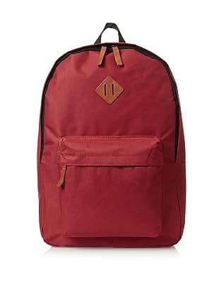 The British Belt Company Men's Backpack, Burgundy