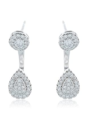 ANDREA BELLINI Ohrringe Goutte Olympia Sterling-Silber 925