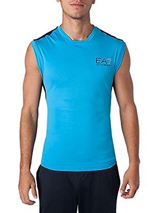 Emporio Armani 7 Camiseta Olbia (Azul Marino)