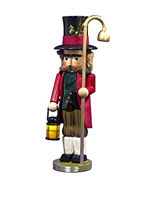 Kurt Adler Limited-Edition Steinbach Dickens Townsfolk Lamplighter Nutcracker
