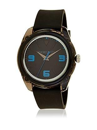 Morellato Reloj con movimiento Miyota Man Jj Negro 42 mm