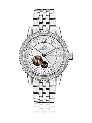 Hindenberg Reloj automático Woman 250-H Air Lady Stahl Plateado 36 mm