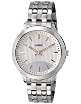 Aspen Workwear Analog Silver Dial Men's Watch - AM0040