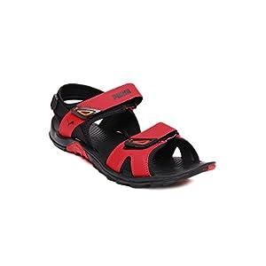 Puma Men Red Vesta SDL Ind Sports Sandals