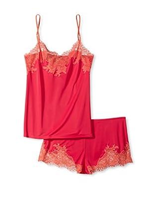 Natori Women's Enchant Pajama Short Set