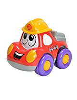 Simba Abc Funny Cars With Friction, Multi Color