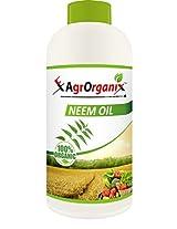 AgrOrganix Organic Certified Neem Oil, 1 Litre