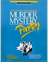 Vintage The Icicle Twist Murder Mystery Party 1984