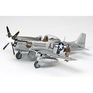 【クリックでお店のこの商品のページへ】1/48 ノースアメリカン P-51D マスタング 第9空軍