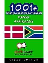1001+ grundlæggende sætninger dansk - Afrikaans