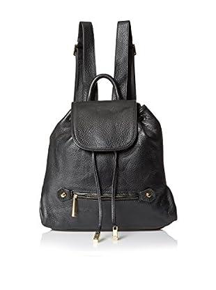 Halston Heritage Women's Solid Backpack, Black