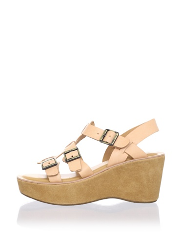 Kork-Ease Women's Madalena Buckled Sandal (Natural)