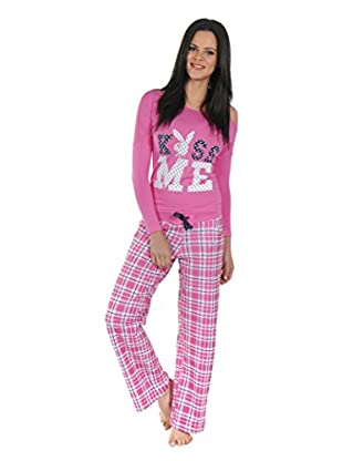 Play Boy Nightwear Pyjama Kiss Me