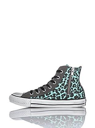 Converse Zapatillas All Star Hi Side Zip (Multicolor)