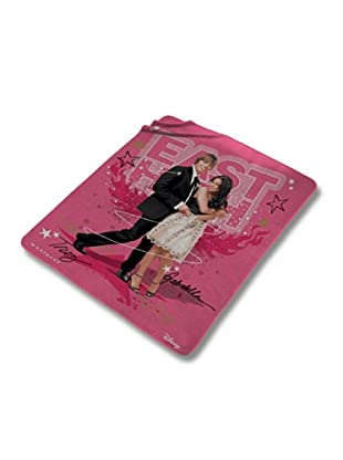 Disney Home Plaid High School Musical (Fucsia)