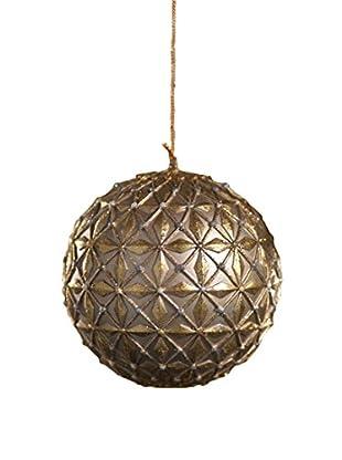 Diamond Burst Ball Ornament, Large