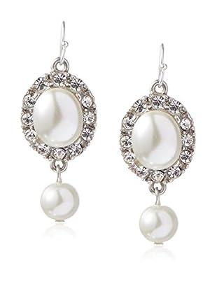 Ben-Amun Pearl Drop Earrings