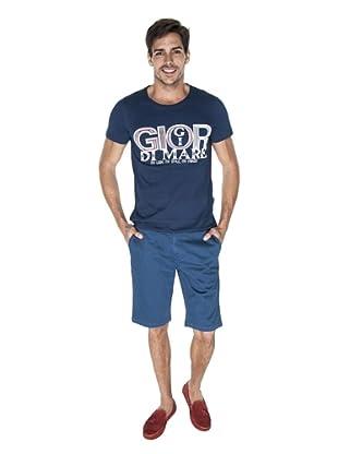 Giorgio Di Mare Camiseta Uyendo (Azul Marino)
