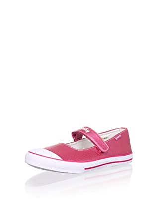 Pablosky Kid's Metallic Mary Jane (Fuchsia)