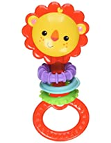 Fisher-Price Rattle, Lion