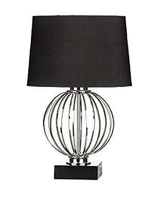 PREMIER Tischlampe schwarz