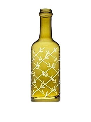 Godinger Vine Wine Bottle, Non Leaded Crystal
