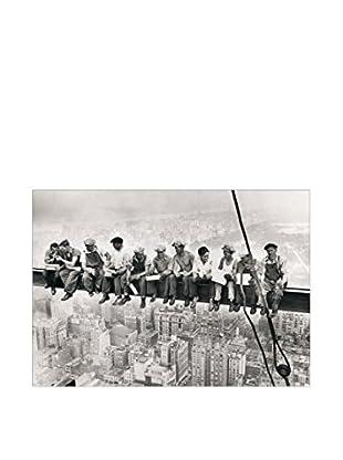 ARTOPWEB Wandbild Bettmann Arch Rockefeller Center 96x136 cm