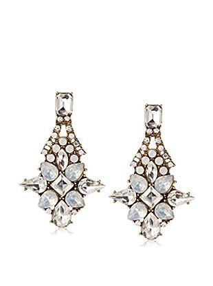 Leslie Danzis Marquis Chandelier Earrings