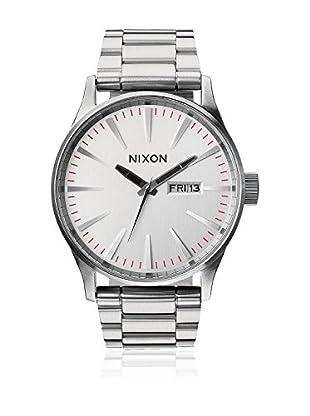Nixon Uhr mit japanischem Quarzuhrwerk Man A356-1130 45 mm