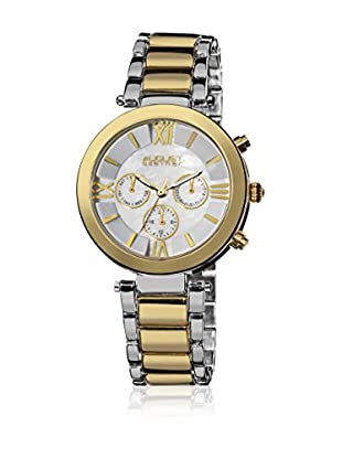 August Steiner Reloj de cuarzo Woman AS8049TT Plateado / Dorado 32 mm