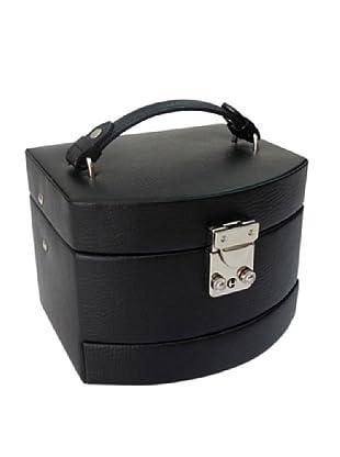 Morelle & Co. Laura Expandable Jewelry Box (Black)