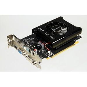 【クリックで詳細表示】LEADTEK NVIDIA GeForce GT630 搭載グラフィックカード GT630 1024MB SDDR3 LR2741 日本正規代理店品 (VD4651) WFGT630-1GD3ATX