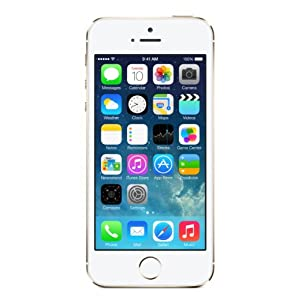 Apple iPhone 5s (Gold, 64GB)