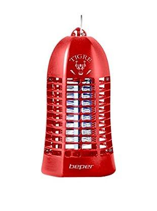 Beper Lámpara Anti Mosquitos Lantern Rojo