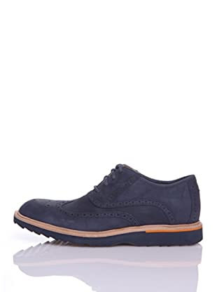 Rockport Zapatos Casual Union Street Wing (Azul)