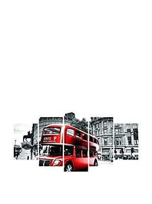 Black&White Wandbild 5Bw00148 mehrfarbig