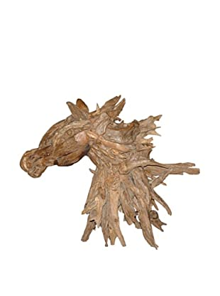 Jeffan Natura Horse Head Décor